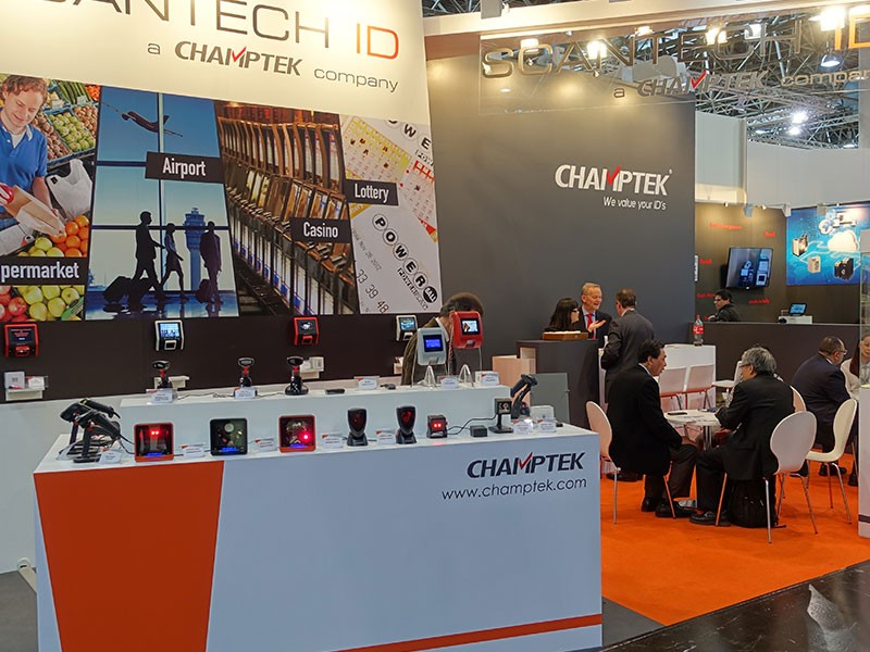 2016 EuroCIS has successfully ended on Feb. 25th. Scantech ID would like to thank all of you who visited our booth and support at EuroCIS Duessdolf 2016.