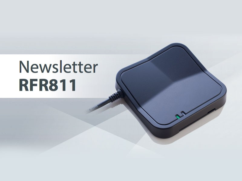 Champtek Group introduces the RFR811 (13.56MHz NFC Reader) – product feature and description.